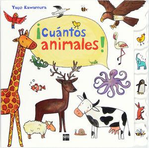 ¡CUANTOS ANIMALES!
