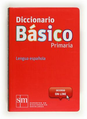 (12) DICCIONARIO BÁSICO PRIMARIA SM