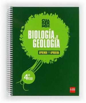 (12) CUADERNO BIOLOGÍA GEOLOGÍA 4º ESO APRENDE Y APRUEBA