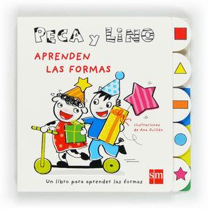 PECA Y LINO APRENDEN LAS FORMAS