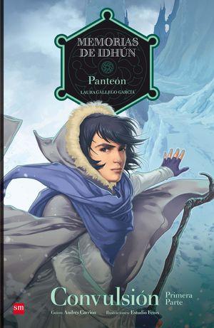 PANTEON 1 PARTECONVULSIÓN COMIC