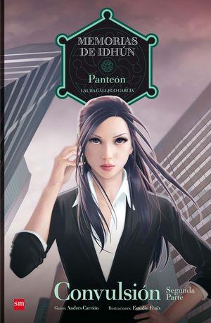 PANTEON 2 PARTE CONVULSION COMIC