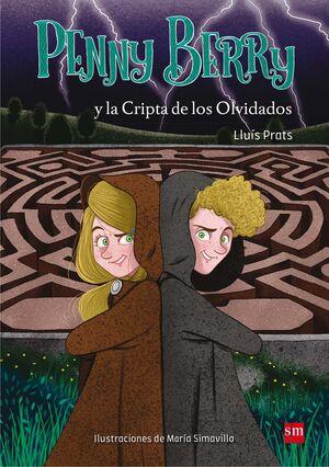 PENNY BERRY Y LA CRIPTA DE LOS OLVIDADOS