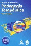 PLAN DE APOYO PEDAGOGÍA TERAPÉUTICA - CUERPO DE MAESTROS 2013