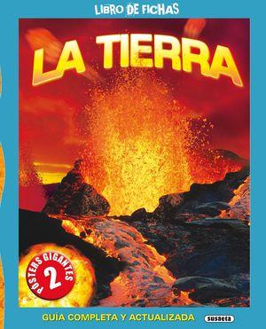 LA TIERRA. LIBRO DE FICHAS