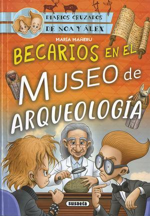 BECARIOS EN EL MUSEO DE ARQUEOLOGÍA