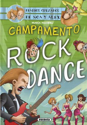 CAMPAMENTO ROCK DANCE