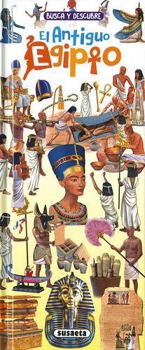 BUSCA Y DESCUBRE EL ANTIGUO EGIPTO
