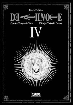 DEATH NOTE, BLACK EDITION 4