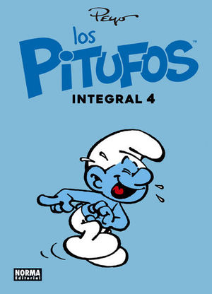 PITUFOS INTEGRAL 4