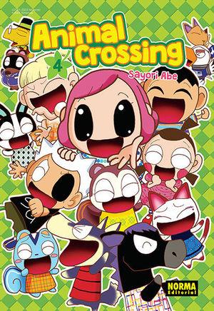 ANIMAL CROSSING 4