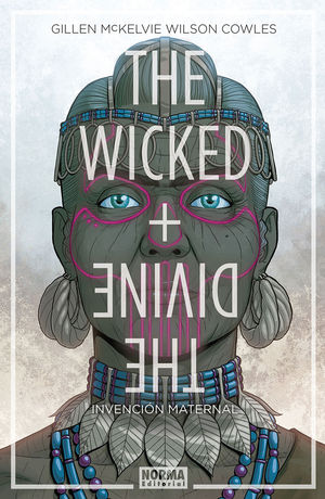 THE WICKED + THE DIVINE 7. INVENCIÓN MATERNAL