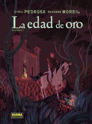 LA EDAD DE ORO. VOLUMEN 2