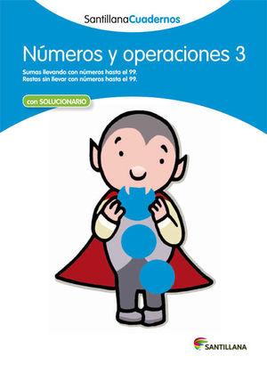 CDN 3 NUMEROS Y OPERACIONES ED12