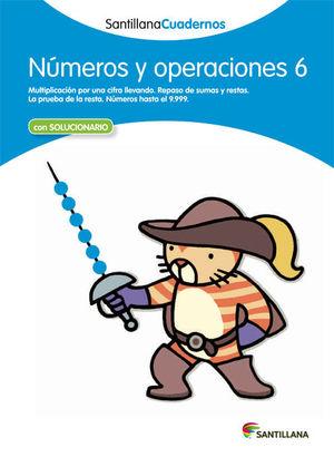 CDN 6 NUMEROS Y OPERACIONES ED12