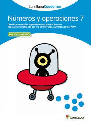CDN 7 NUMEROS Y OPERACIONES ED12