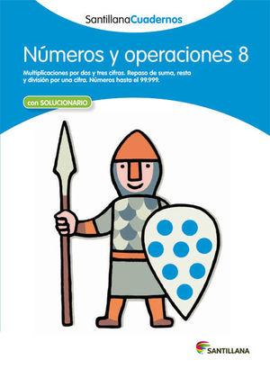 CDN 8 NUMEROS Y OPERACIONES ED12