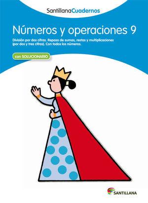 CDN 9 NUMEROS Y OPERACIONES ED12