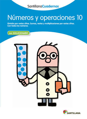 CDN 10 NUMEROS Y OPERACIONES ED12