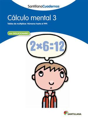 CDN 3 CALCULO MENTAL ED12