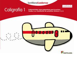 CDN 1 CALIGRAFIA CUADRICULA ED12