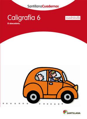 CDN 6 CALIGRAFIA CUADRICULA ED12