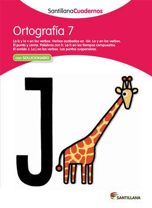 CDN 7 ORTOGRAFIA ED12