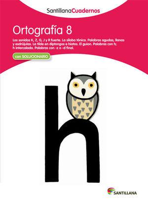 CDN 8 ORTOGRAFIA ED12