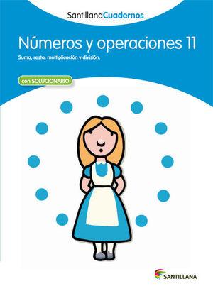 CDN 11 NUMEROS Y OPERACIONES ED12