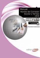 MANUAL MONITOR DE COMEDOR ESCOLAR Y TIEMPO LIBRE