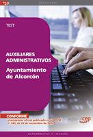 AUXILIAR ADMINISTRATIVO AYUNTAMIENTO DE ALCORCON. Test