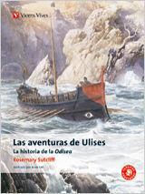 (11) Las aventuras de Ulises, la historia de la Odisea de Homero. Vicens