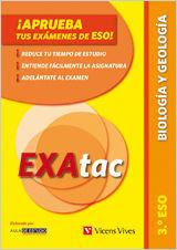 EXATAC 3 BIOLOGIA Y GEOLOGIA. EJERCICIOS PARA APROBAR LOS