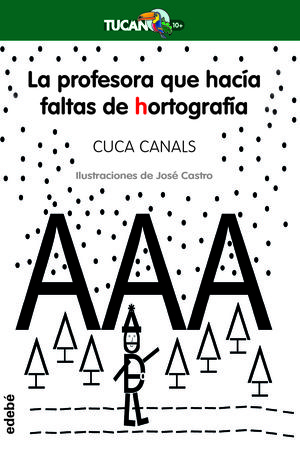 PROFESORA QUE HACÍA FALTAS DE HORTOGRAFÍA