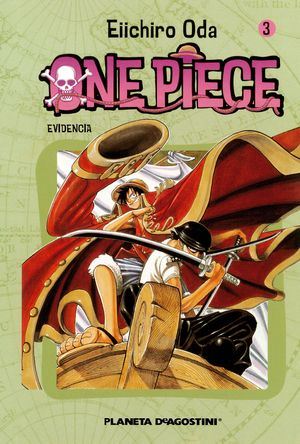 ONE PIECE Nº03