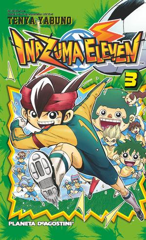 Inazuma Eleven Nº3