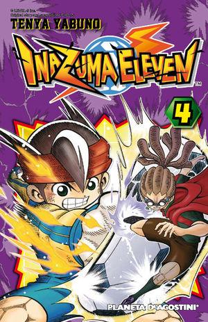 INAZUMA ELEVEN Nº4