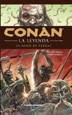 CONAN LA LEYENDA HC Nº6