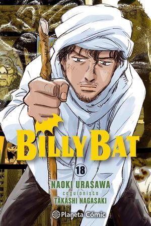 BILLY BAT Nº 18/20