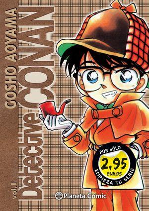 DETECTIVE CONAN NUEVA EDICIÓN Nº01 ESPECIAL 2,95