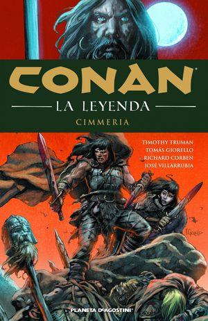 CONAN LA LEYENDA HC Nº7
