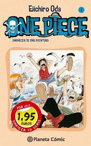 ONE PIECE Nº01 ESPECIAL 1,95