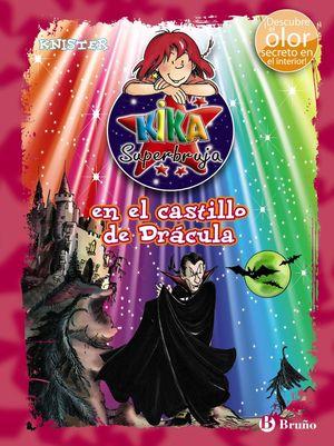 KIKA SUPERBRUJA EN EL CASTILLO DE DRÁCULA (ED. COLOR)