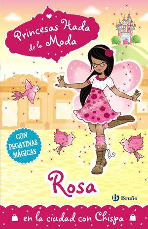 ROSA EN LA CIUDAD CON CHISPA