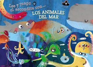 LEE Y JUEGA AL ESCONDITE CON... LOS ANIMALES DEL MAR