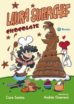 CHOCOLATE. LAURA SUPERCHEF 1