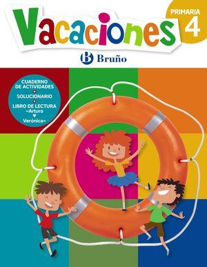 VACACIONES BRUÑO 4 PRIMARIA