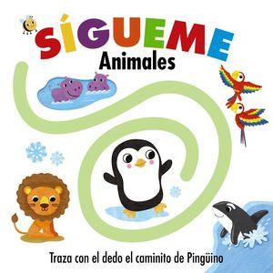 SÍGUEME. ANIMALES