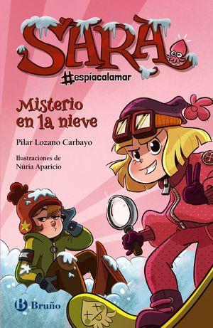SARA #ESPIACALAMAR - MISTERIO EN LA NIEVE
