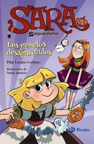 SARA #ESPIACALAMAR - LOS GEMELOS DESAPARECIDOS